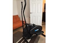 Pro fitness cross trainer in excellent condition