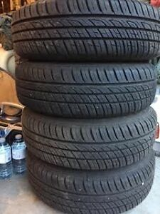 "Two  175/70/R13"" winter tires 90% wear left"