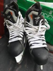 Hockey skates and roller blades for sale