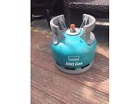 calor bbq gas bottle 6 kg empty