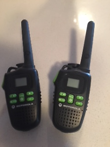 WALKIE TALKIES FOR SALE- LOOKING FOR SMALL TRADE