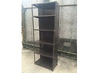 8ft high Dexion style storage shelving