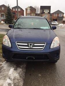 2005 Honda CR-V EX-L SUV, Crossover
