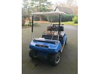 Club car ds golf buggy