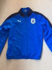 Huddersfield Town Training Top. Jacket 2016/2017