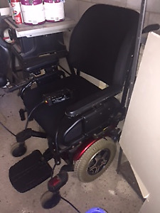 Mint Condition Electric Wheelchair