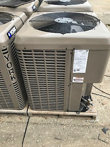 York LX Series Split System 5 Ton Air Conditioners