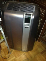 DeLonghi PAC W130E, 3in1,conditioner,dehumidifier - $880 (van)