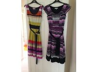 THREE LADIES DRESSES SIZE 8 FOR SALE