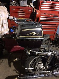 Top Trunk for 80 goldwing