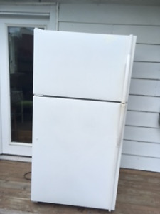 "Maytag 32 "" fridge works great"