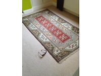 Turkish hand made Milas rug - wool