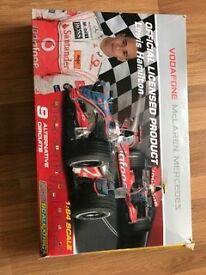 Vodafone McLaren Mercedes 1:64 Scale Micro Scalextric