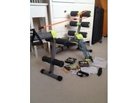 Wonder Core2 Training Bench Brand New Never Used