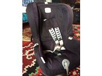 Britax Duo Plus Car Seat Group 1 (Max/Black) (9-18kg)