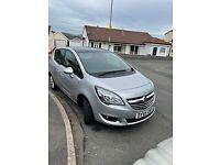Vauxhall, MERIVA, MPV, 2015, Manual, 1398 (cc), 5 doors