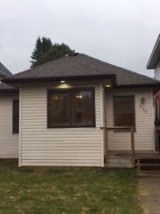 Small 2 Bdrm House - Available January 1, 2018