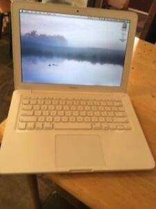 "14"" MacBook with charger, new battery , new Hard Drive $250"