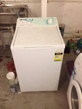 FREE WORKING WASHING MACHINE Waverley Eastern Suburbs Preview