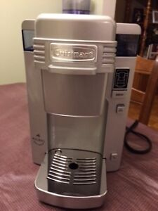Cusinart Compact Single Serve Coffee Maker West Island Greater Montréal image 1