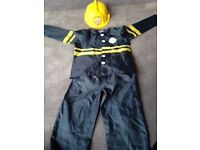 Kids fireperson's outfit - age 5-7