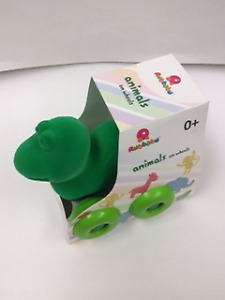 Foam Animals on Wheels for Babies & Up