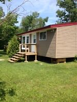 Cabin for rent on Lake Nosbonsing - Two Bedrooms, sleeps 4