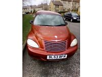 CHRYSLER PT CRUISER 03 PLATE MOT