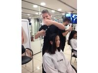 FREE haircut at Toni & Guy with experienced hairdresser