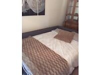 Very central located Double Room. 500 All Included