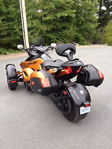 For Sale 2012 CanAm Spyder RS
