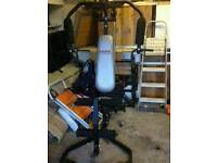 Weights bench WILL TAKE OFFERS