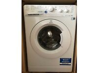 Indesit washing machine.