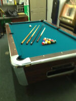 High Quality and Great Condition Pool Table for sale!!