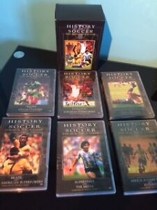 History of Soccer-  The Beautiful Game DVD Boxed Set