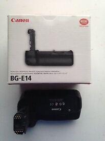 Canon Battery Grip for EOS 70D BG-E14