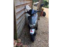 Peugeot Kisbee Moped 50cc 2013