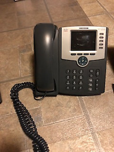 Linksys/Cisco Phones on Sale (Good working conditions)