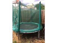 8ft Trampoline in Good condition