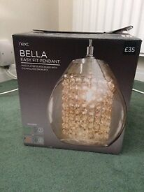 Next - Bella easy fit pendant