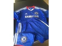 Chelsea 11-12 year Football Kit