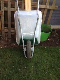 Builders Wheel barrow - good condition