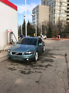2007 Volvo C30 Manual For Sale