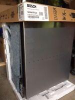 new Bosch dishwasher shx4atf5uc