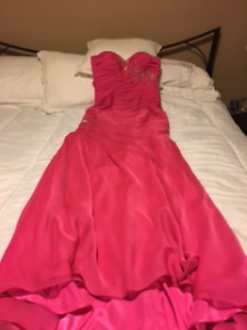 NEW! Graduation or Prom Dress - Pinkroyale - Size 6