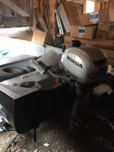 Trade Boat Package for Seadoo