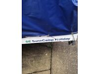 SE SUNNCAMP Holiday - TRAILER TENT 4 BERTH (Spares or Repair)