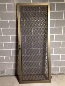 Security Screen with Keys Burwood Burwood Area Preview
