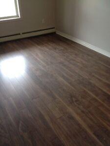SOLD Laminate wood flooring  SOLD