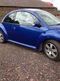Volkswagen Beetle Luna 1.6